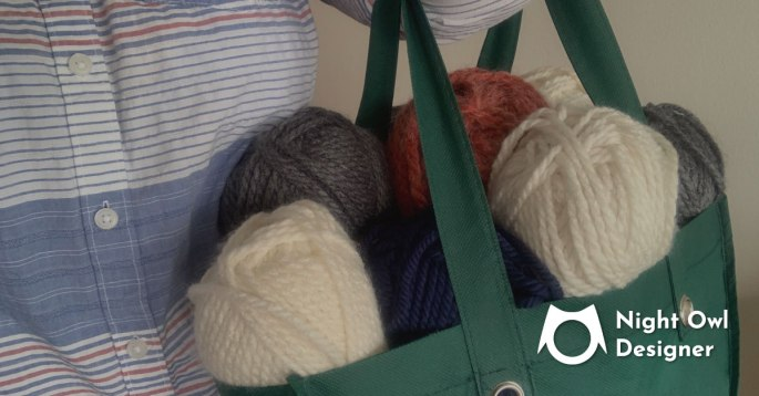 How Much Yarn Should I Buy and Why Blog Featured Image - Night Owl Designer